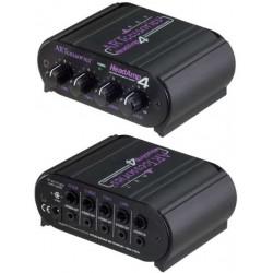 ART HeadAmp4 amplificatore per cuffie 4 canali