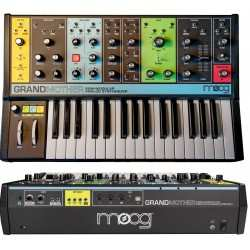 MOOG GRANDMOTHER synth analogico semi-modulare con tastiera 32 tasti
