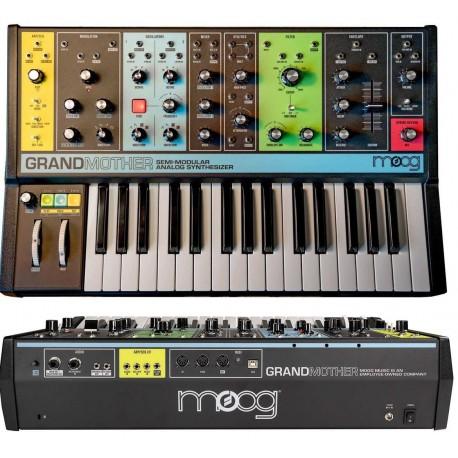 MOOG GRANDMOTHER synth analogico semi-modulare con tastiera 32 tasti