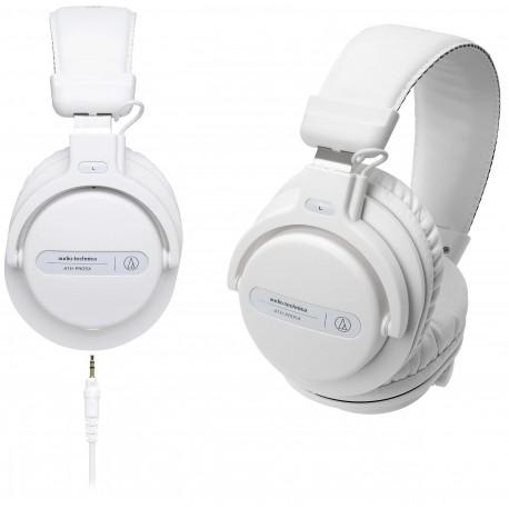 AUDIO TECHNICA ATH-PRO5XWH cuffia per dj (white)
