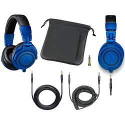 AUDIO TECHNICA ATH M50X BB cuffia monitor blue black (special edition)