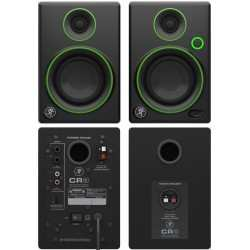 "MACKIE CR3 coppia di monitor audio 3""/0.75"" 50watt"