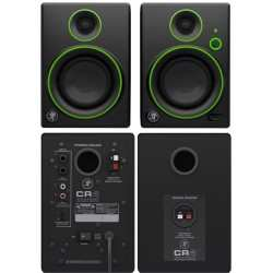 "MACKIE CR4 BT coppia monitor audio 4""/0.75"" 50watt bluetooth"