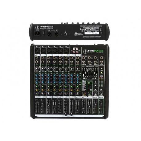 MACKIE ProFX12v2 mixer passivo 12 canali con effetti e USB