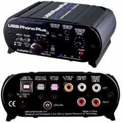 ART Usb Phonoplus Ps preamplificatore phono e s