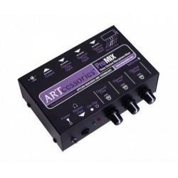 ART ProMix 3 canali mixer 3 canali microfonici