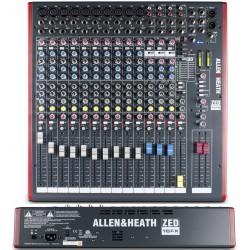 ALLEN&HEATH Zed16FX mixer live con convertitore USB