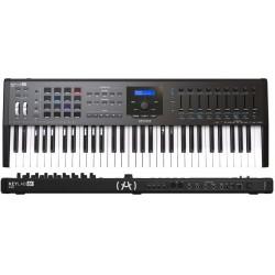 ARTURIA Keylab MkII 61 Black USB controller 61 tasti