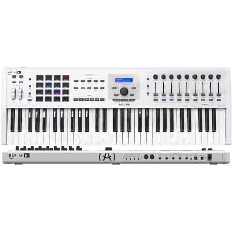 ARTURIA Keylab MkII 61 white USB controller 61 tasti