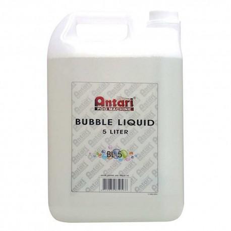 ANTARI BL-5 liquido per macchina bolle (5 LT)