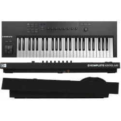 NATIVE INSTRUMENTS Komplete Kontrol A49 tastiera controller midi 49 tasti