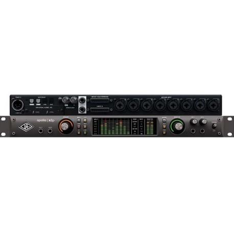 UNIVERSAL AUDIO APOLLO X8P Interfaccia audio Thunderbolt 3, 18 x 24 I/O, con conversione class-leading 24-bit/192 KHz