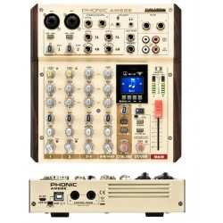 PHONIC AM6GE mixer audio 6 canali