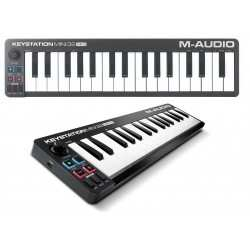 M-AUDIO Keystation Mini 32 Mk3 USB/midi controller 32 mini tast