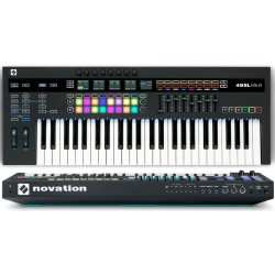 NOVATION SL49 MKIII USB MIDI controller