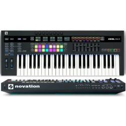 NOVATION SL49 MKIII USB MIDI controller
