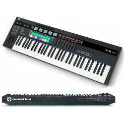 NOVATION SL61 MKIII USB MIDI controller