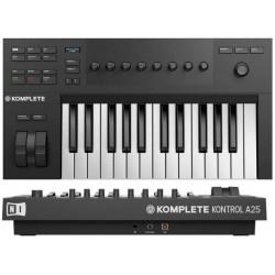 NATIVE INSTRUMENTS KOMPLETE KONTROL A25 tastiera controller midi 25 tasti