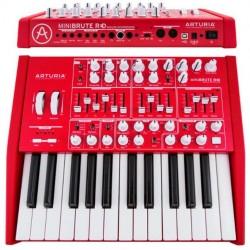 ARTURIA MINIBRUTE RED - Limited Edition sintetizzatore analogico monofonico 25 tasti
