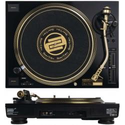 RELOOP RP7000 MK2 Gold giradischi per DJ a trazione diretta
