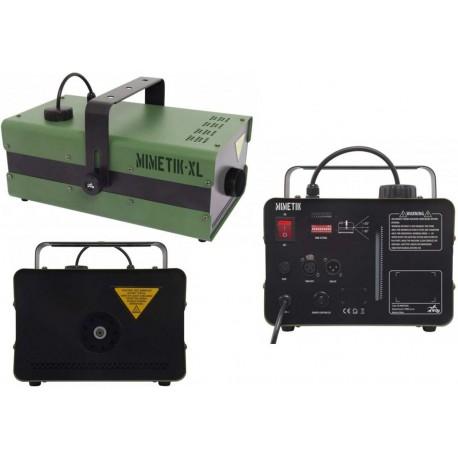 SAGITTER MIMETIK-XL macchina del fumo DMX 1500 watt