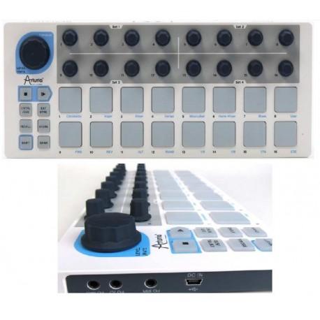 ARTURIA BeatStep controller midi e sequencer