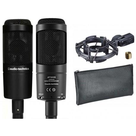 AUDIO TECHNICA AT2035 microfono da studio a condensatore