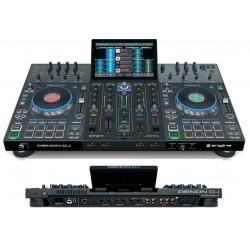 DENON DJ PRIME 4 console stand-alone per dj con 4 deck