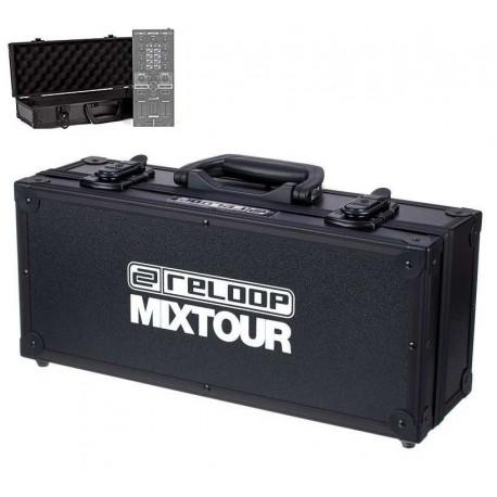 RELOOP PREMIUM MIXTOUR CASE solido case in alluminio per reloop mixtour
