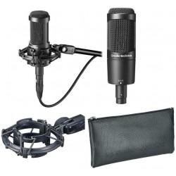AUDIO TECHNICA AT2050 microfono a condensatore multipolare da studio