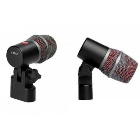SE ELECTRONICS V Beat microfono dinamico per rullante,tom,ottoni e amplificatori