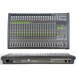 ANT ANTMIX 24FX USB mixer 24 canali con effetti e scheda audio