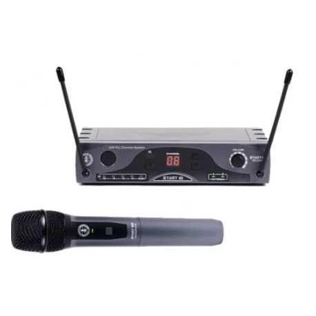 ANT START 16 B6 HDM HANDLED sistema microfonico wirless palmare