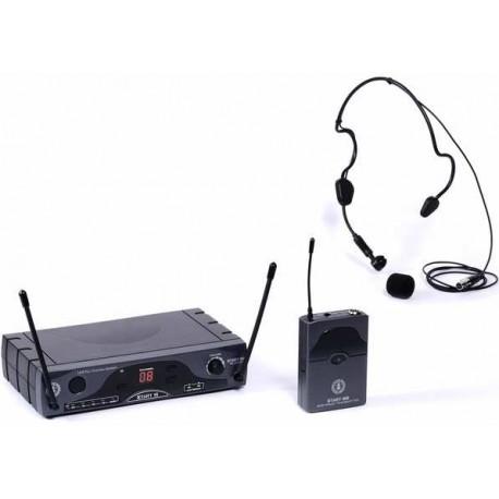 ANT START 16 B6 BHS sistema microfonico wirless ad archetto