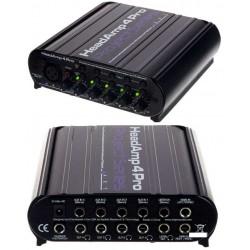 ART HeadAmp4Pro amplificatore per cuffie 4 canali