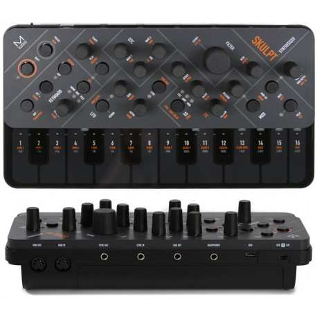 MODAL ELECTRONICS SKULPT synth Black