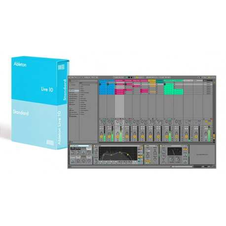 ABLETON Live Standard 10 upgrade da Old Live Download