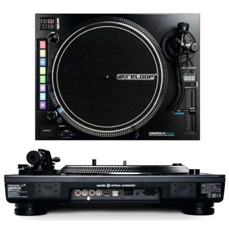 RELOOP RP-8000 MKII giradischiper DJ a trazione diretta e comandi MIDI