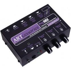 ART Promix line mixer con 3 ingressi microfonici