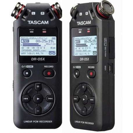 TASCAM DR-05X registratore portatile stereo