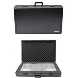 MAGMA Carry Lite DJ Case XXL flightcase rigido nero opaco
