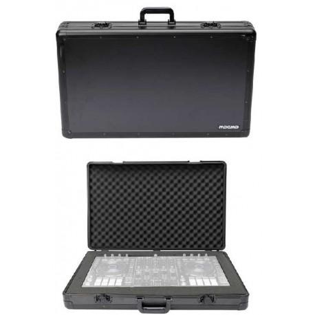 MAGMA Carry Lite DJ Case XXL flightcase rigido nero opaco