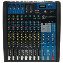 TOPP PRO TP MXI1222CFX mixer passivo 12 canali