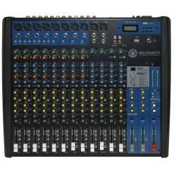 TOPP PRO TP MXI1622CFX mixer 16 canali con effetti