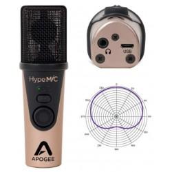 APOGEE HYPEMIC microfono usb con compressore analogico