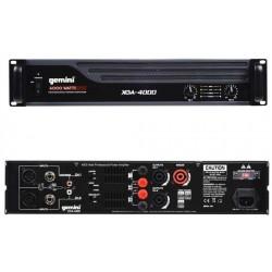 GEMINI XGA 4000 finale di potenza stereo 350w