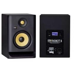 "KRK RP8 RoKit G4 monitor da studio bi-amplificato 8"" 203w"