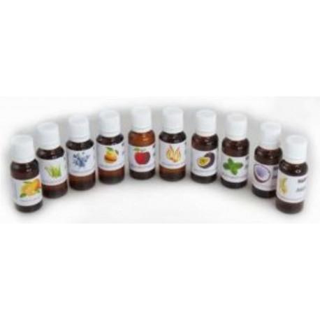KARMA PARFUM liquido profumato per macchine del fumo - mela