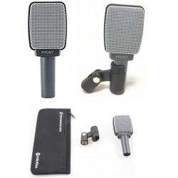 SENNHEISER e609 Silver microfono dinamico supercardioide per chitarra e batteria