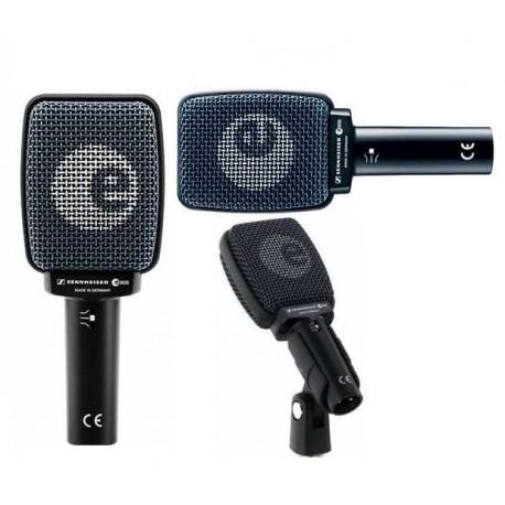 SENNHEISER e906 microfono dinamico per chitarra, percussioni e ottoni